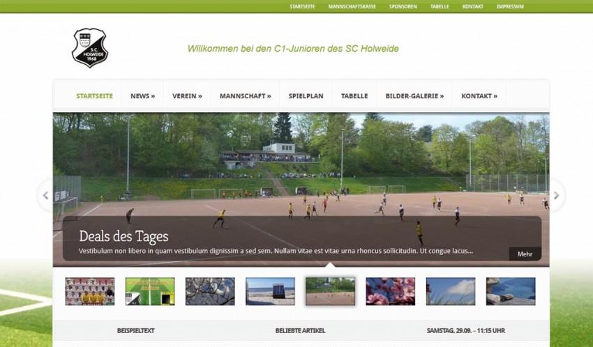 Fussball: SC Holweide Köln